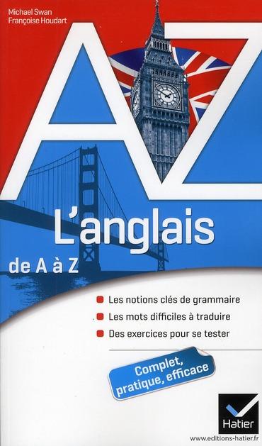 Anglais De A A Z