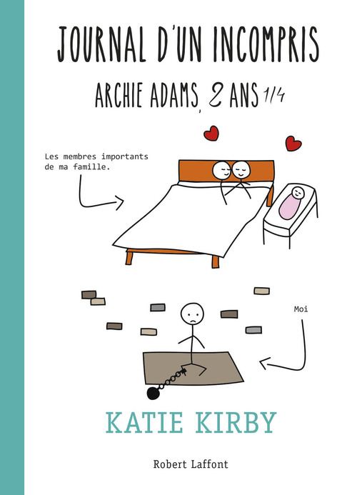 Journal d'un incompris, Archie Adams, 2 ans 1/4