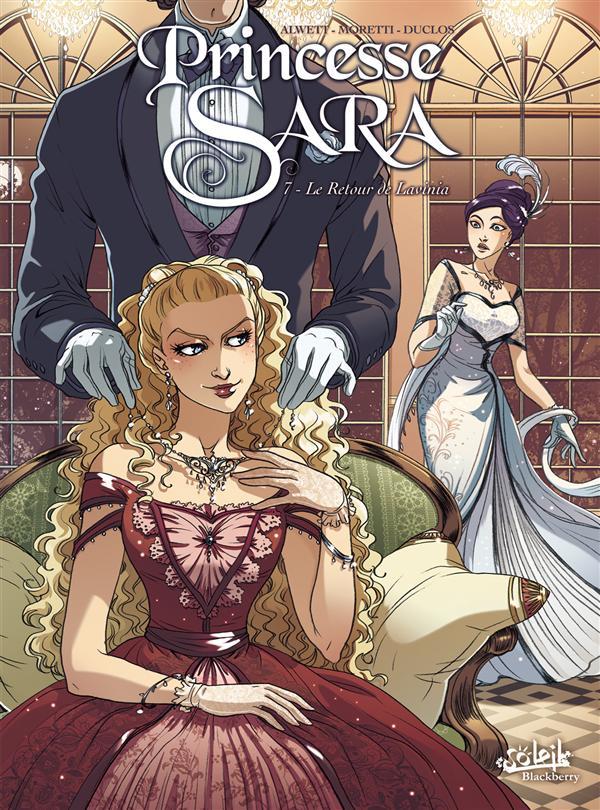 Princesse Sara T.7 ; le retour de Lavinia