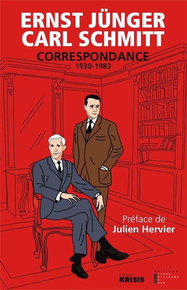 Correspondance 1930-1983