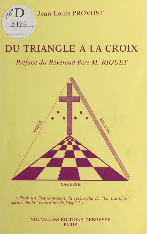 Du triangle a la croix