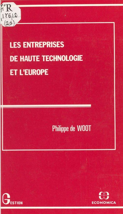 Entreprises de hte technologie