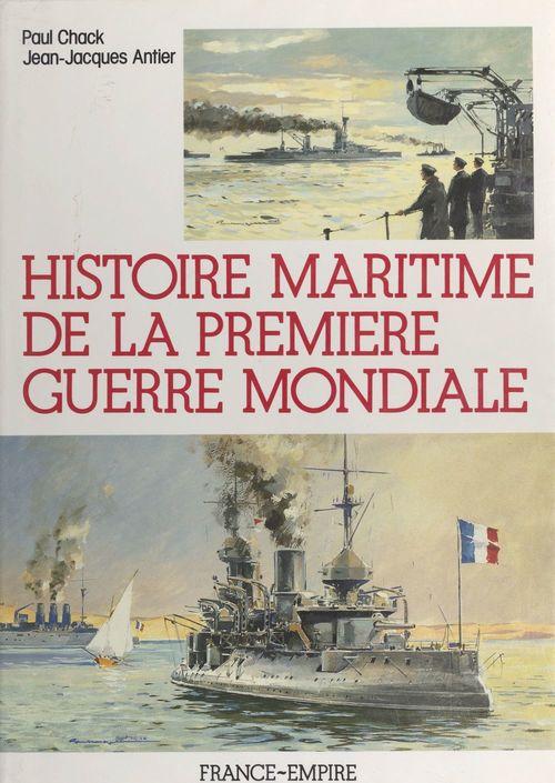 Histoire maritime de la Première guerre mondiale