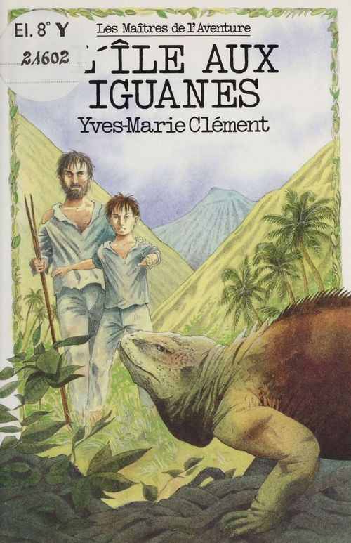 l'ile aux iguanes