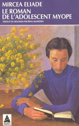 Le Roman De L'Adolescent Myope Babel 95