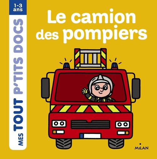 Le camion des pompiers