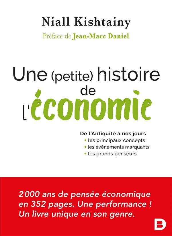 Une petite histoire de l'économie