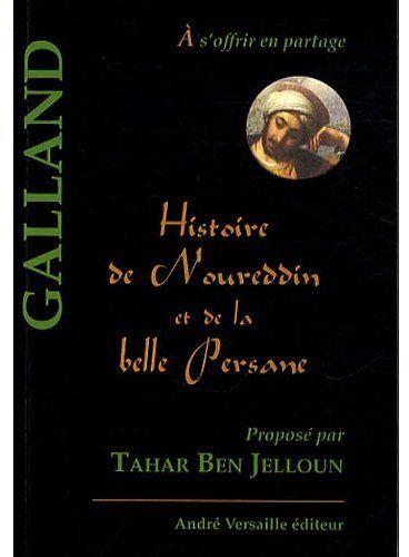 Histoire de Noureddine et de la belle persane