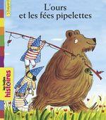 Vente Livre Numérique : L'ours et les fées pipelettes  - Anne-Isabelle Lacassagne