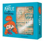 Mortelle Adèle ; mes tampons