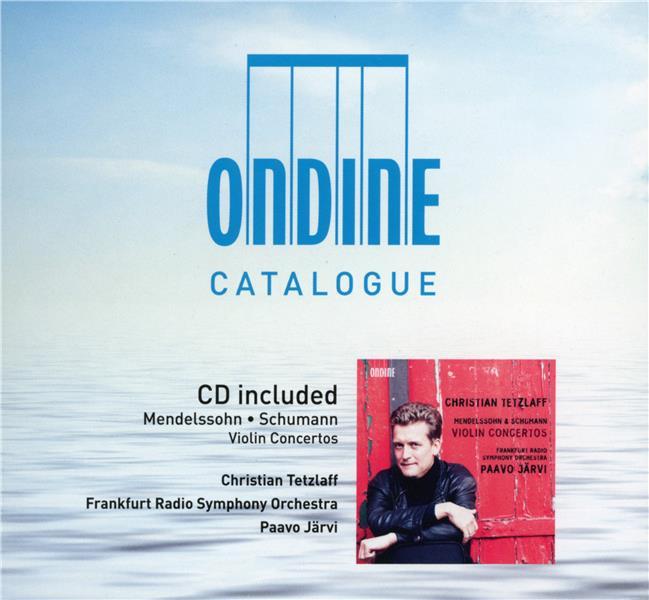 concertos pour violon (cd catalogue)