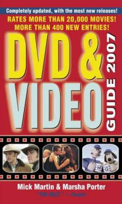 DVD AND VIDEO GUIDE 2007