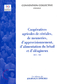 Cooperatives Agricoles De Cereales, De Meuneries, D'Approvisionnement,...