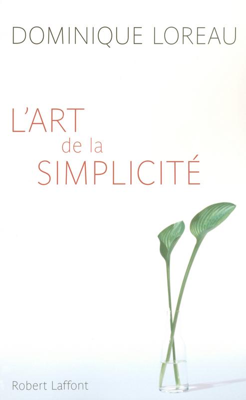 L'art de la simplicite