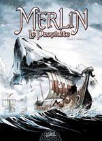 Vente Livre Numérique : Merlin le Prophète T01  - Jean-Luc Istin