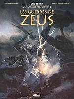 Vente Livre Numérique : Les guerres de Zeus  - Clotilde Bruneau - Luc Ferry