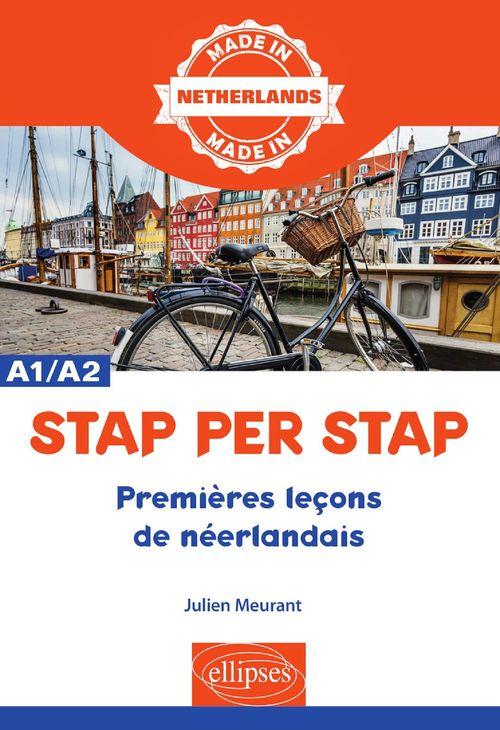 Made in ; netherlands ; stap per stap ; A1>A2 ; premières leçons de néerlandais