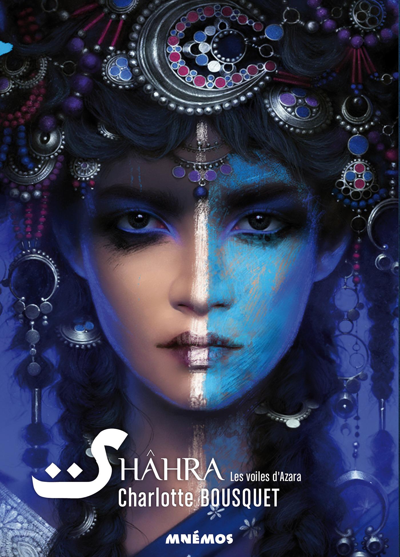 Vente EBooks : Les voiles d'Azara  - Charlotte BOUSQUET