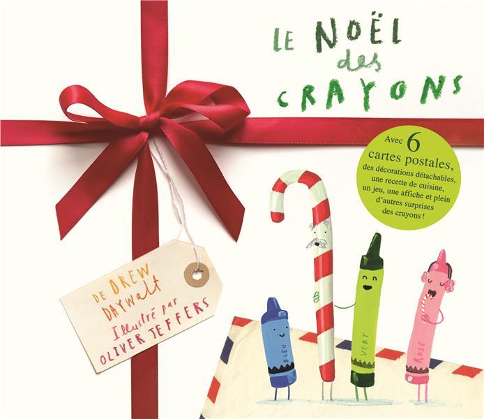 Le Noël des crayons