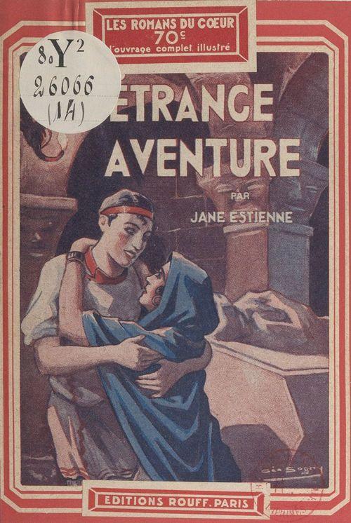 L'étrange aventure  - Jane Estienne
