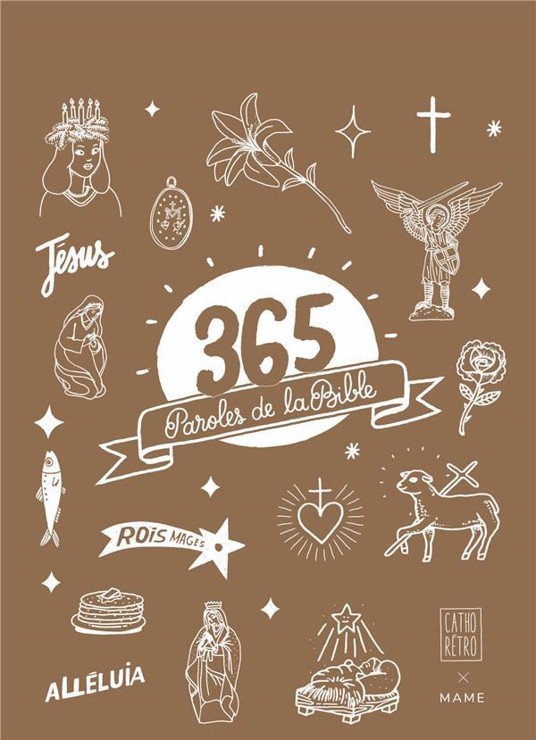 365 PAROLES DE LA BIBLE