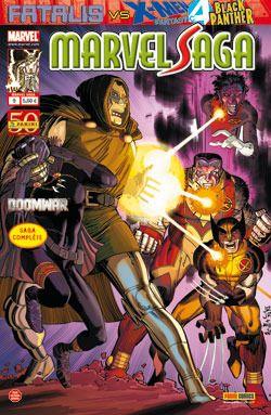 Marvel Saga T.9; La Guerre De Fatalis