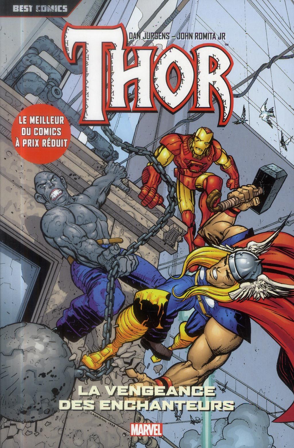 Thor T.4 ; La Vengeance Des Enchanteurs