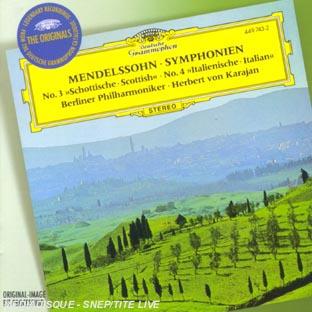 symphonies n°3 & 4