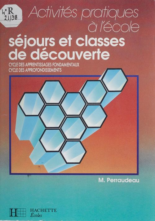 Séjours et classes de découverte