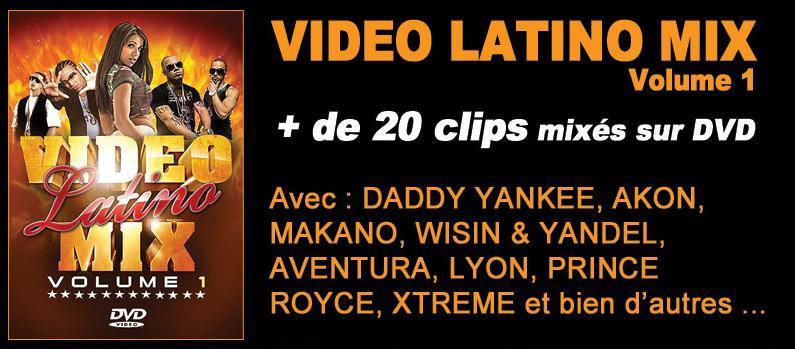 video latino mix /vol.1