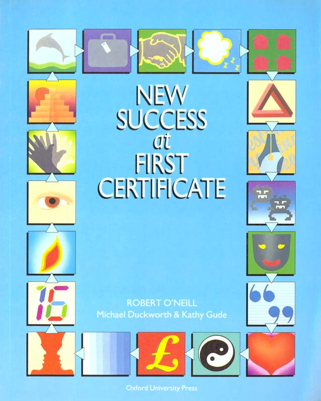 New success at first certificate: student's book