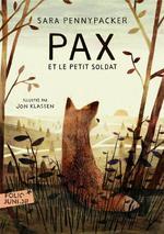 Couverture de Pax et le petit soldat