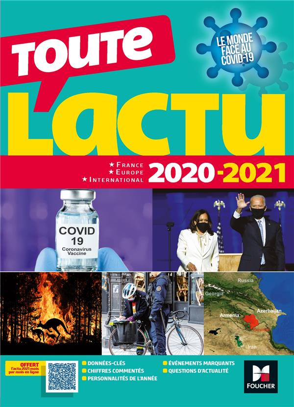 Toute l'actu (édition 2020/2021)