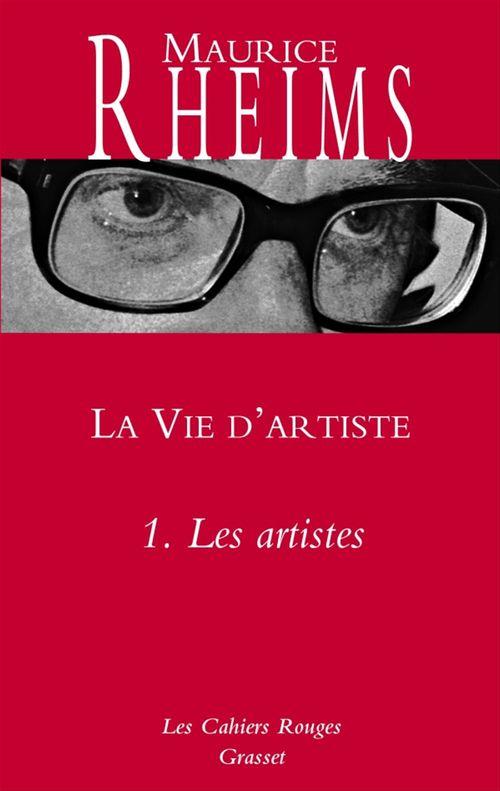 La vie d'artiste t.1 ; les artistes