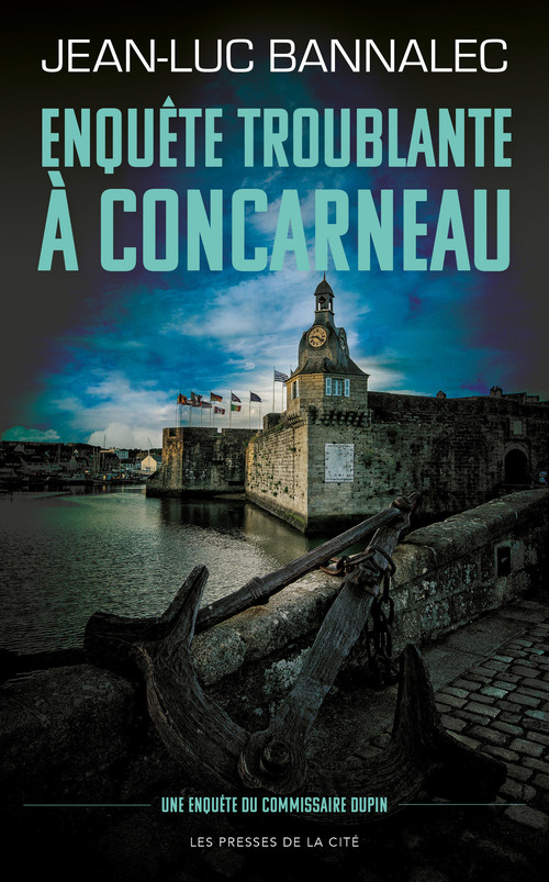 Enquête troublante à Concarneau
