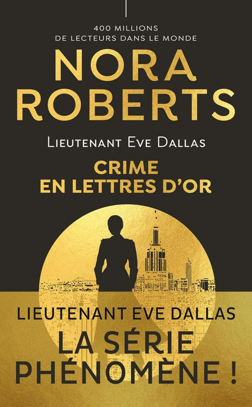 crime en lettres d'or - vol50