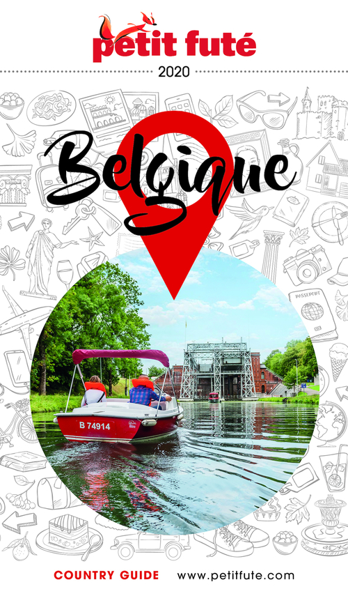 GUIDE PETIT FUTE ; COUNTRY GUIDE ; Belgique (édition 2020)