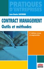Contract management ; outils et méthodes (2e édition)  - Jean-Charles Savornin