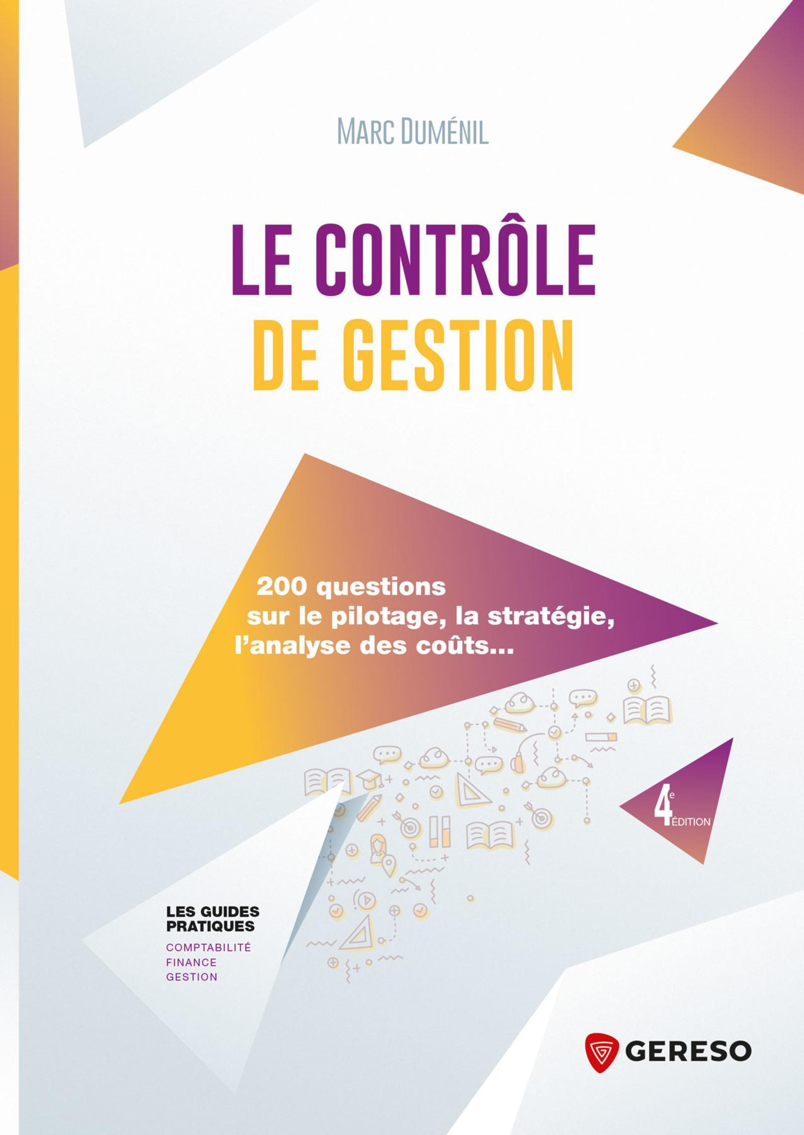 Le contrôle de gestion (4e édition)
