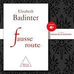 Vente AudioBook : Fausse route