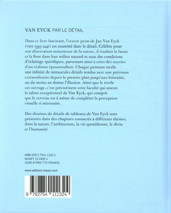 Van Eyck par le détail
