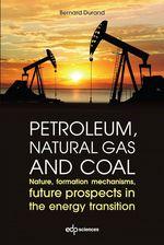 Vente Livre Numérique : Petroleum, natural gas and coal  - Bernard Durand