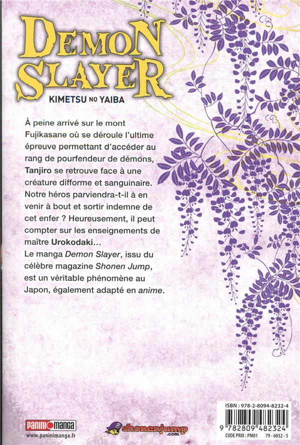 Demon slayer T.2