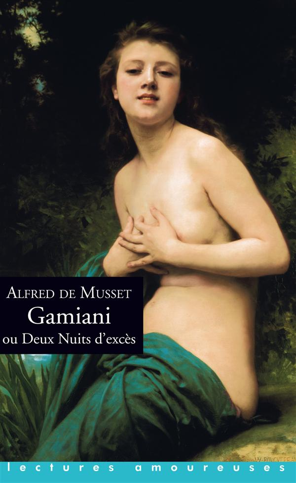 Gamiani Ou Deux Nuits D'Exces