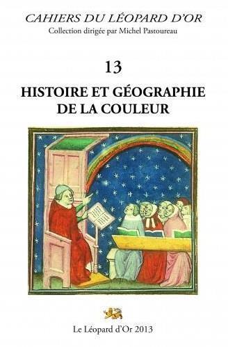 Histoire et géographie de la couleur