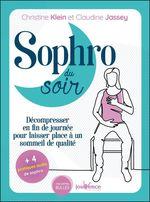 Vente Livre Numérique : Sophro du soir  - Christine Klein - Claudine Jassey