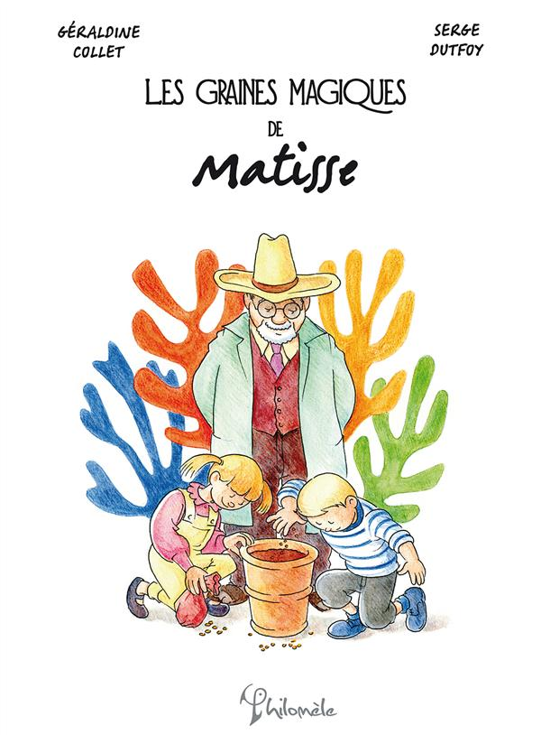 Les graines magiques de Matisse
