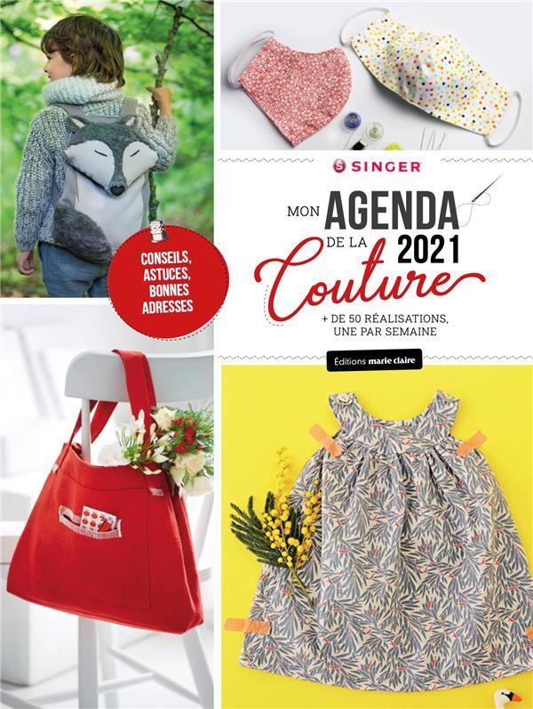 Agenda couture (Singer) (édition 2021)