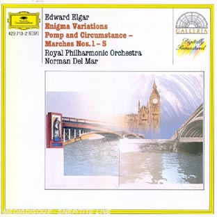 Enigma Variations Op. 36;Pomp And Circumstance Op. 39 (Marches 1 Et 4)