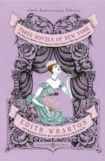 Vente Livre Numérique : Three Novels of New York  - Edith Wharton